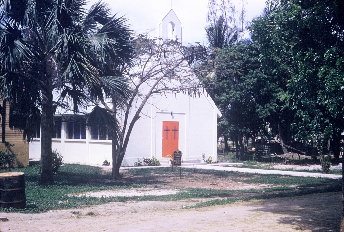 Nazareth Lutheran Church c1958
